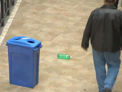 Gyűjtsük szelektíven a hulladékokat!
