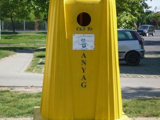 szelektív hulladékgyűjtés budapest