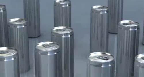 Az alumínium italdobozok körforgása