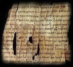ősi pergamen